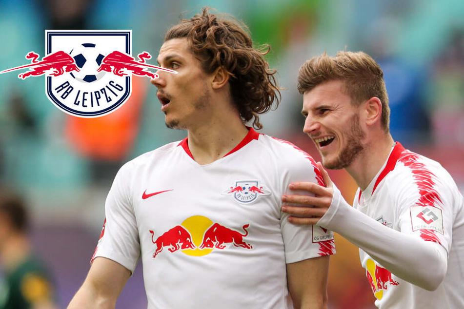 RB Leipzig zwischen Wolfsburg-Jubel und Werner-Frust