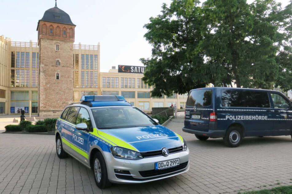 Die Polizei filzte mit Sondererlaubnis des Innenministeriums im August und September Personen rund um Stadthallenpark und Zenti (Archivfoto).