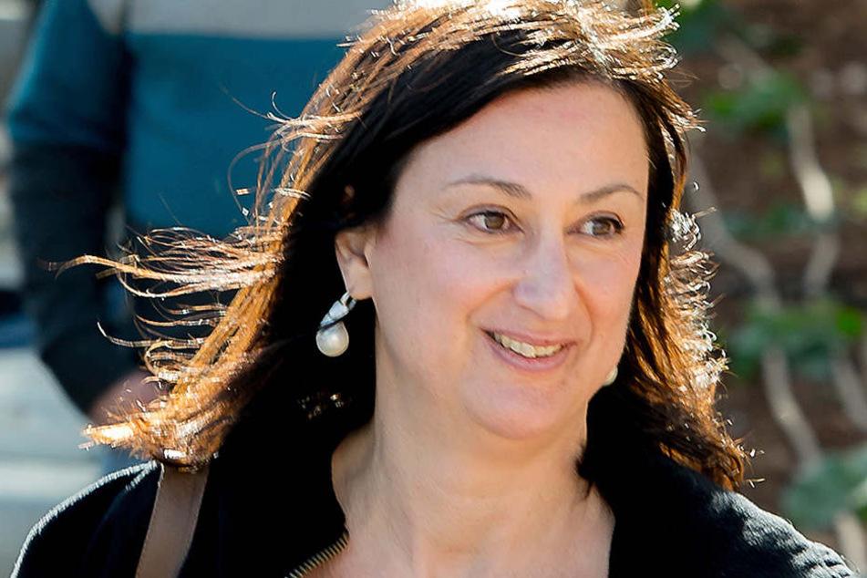 Journalistin Daphne Caruana Galizia wurde nur 53 Jahre alt.