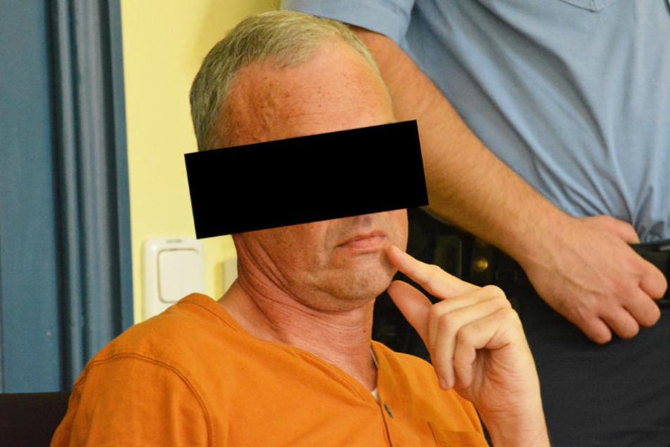 Erik S. (51) zeigte sich am Dienstag geständig und einsichtig.