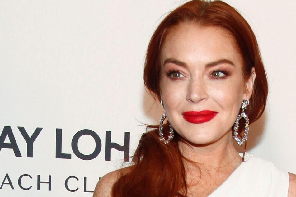 "Lindsay Lohan bei MTVs ""Lindsay Lohan's Beach Club""-Serie Premierenparty. (Archivbild)"