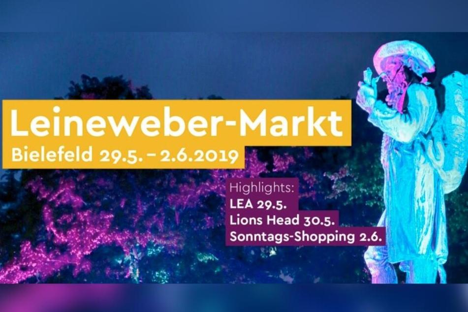 Zwischen Floh- und Leineweber-Markt: Das ist am Samstag in OWL los
