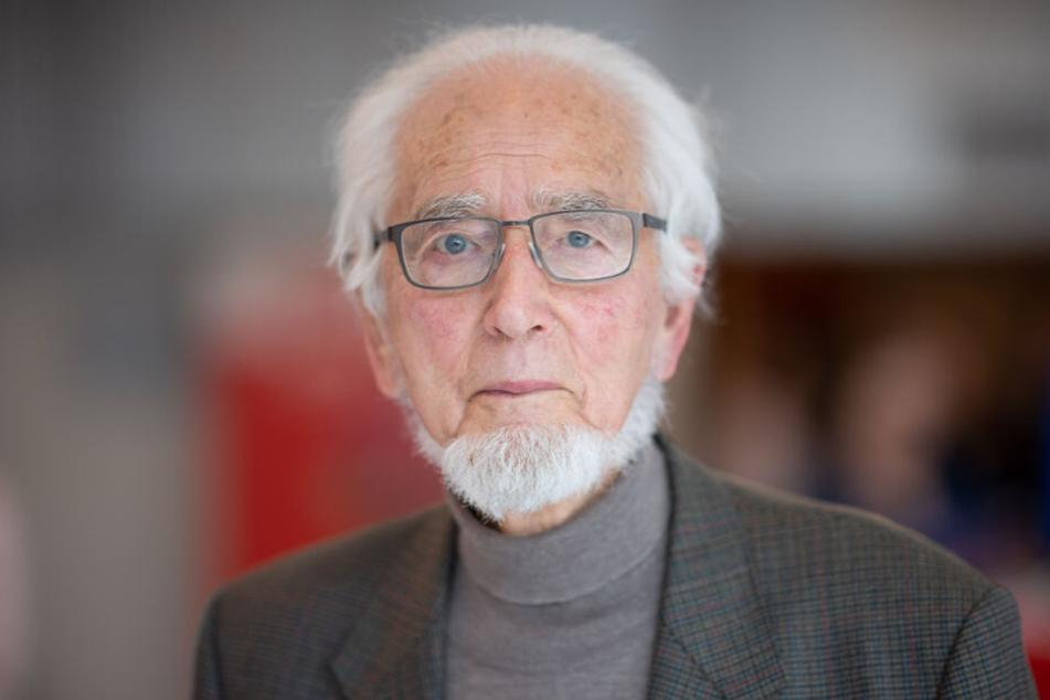Erhard Eppler kam 1956 zur SPD.