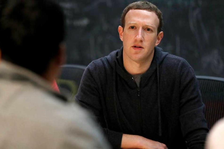 Facebook-Chef Mark Zuckerberg (33).
