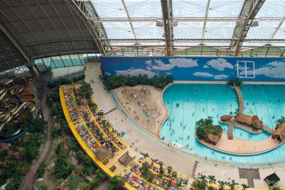 """Das Freizeit-Resort """"Tropical Islands"""" wird verkauft!"""