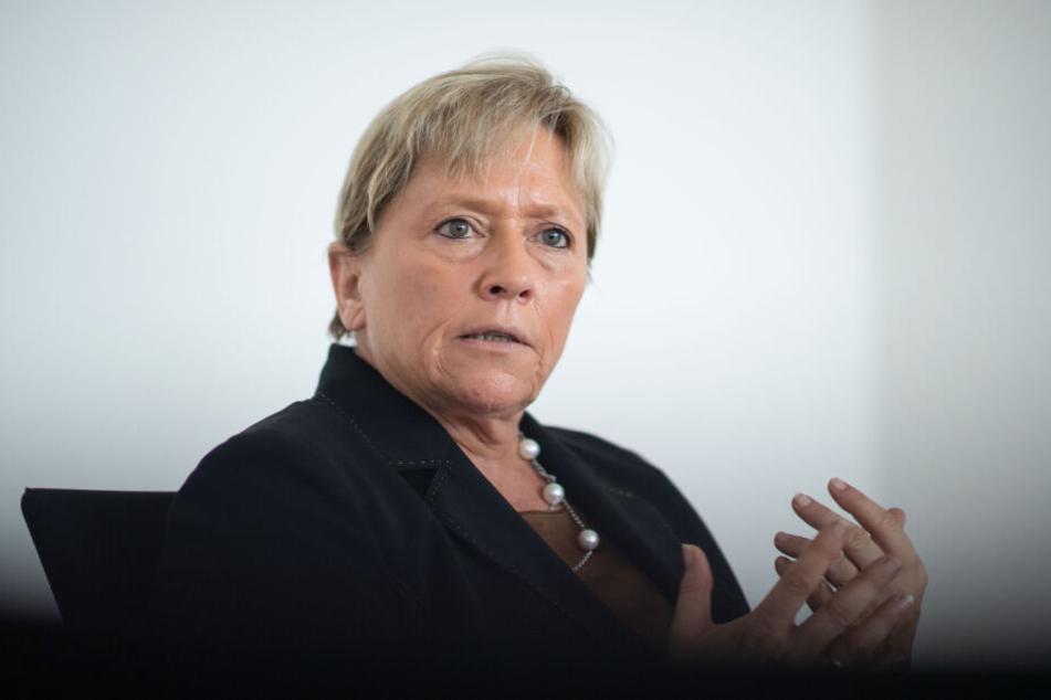 Baden-Württembergs Kultusministerin Susanne Eisenmann (CDU) hatte zu der Veranstaltung eingeladen. (Archivbild)