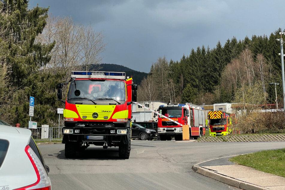 Aufregung im Knast: Feuerwehr muss Brand in Zelle löschen