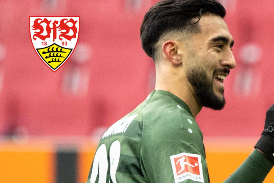 VfB-Star Nicolas Gonzalez denkt nicht an Wechsel