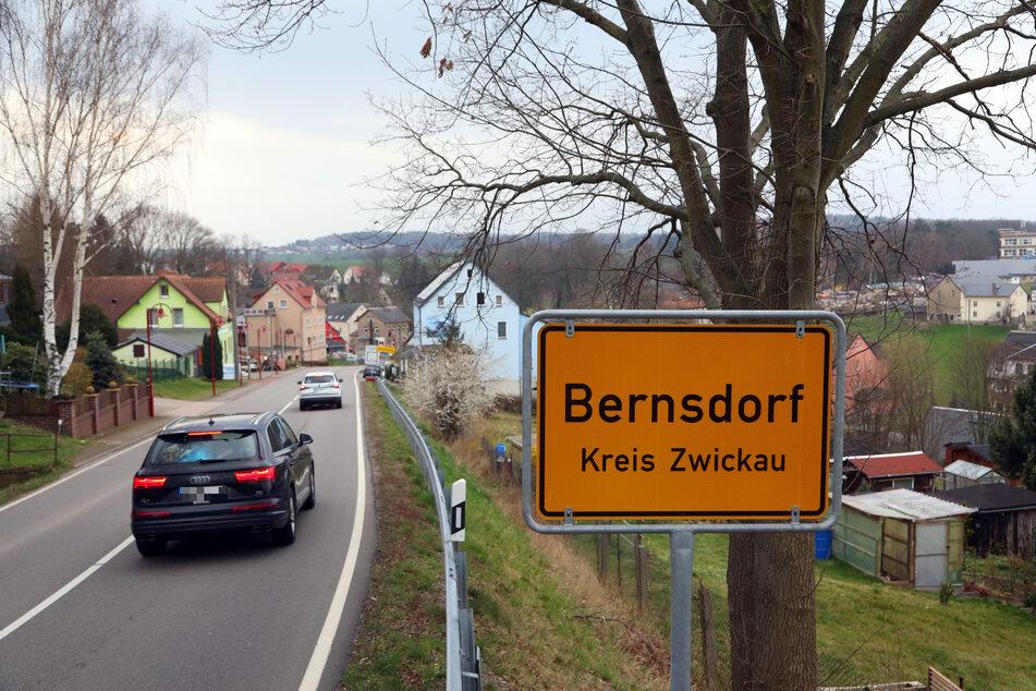 In Bernsdorf sind bereits 34 Menschen an COVID-19 erkrankt.