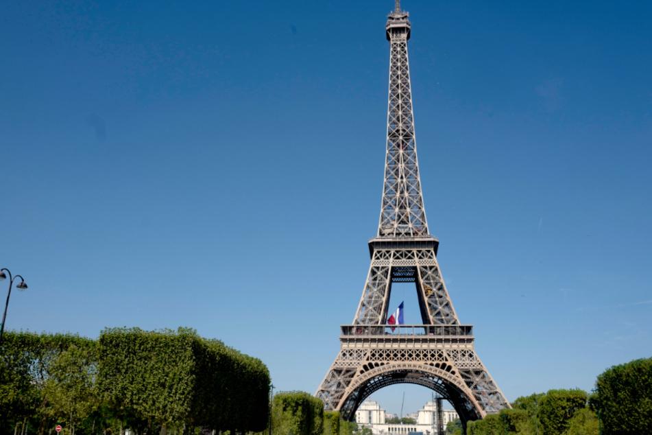 Der Eiffelturm ist für Besucher wieder geöffnet.