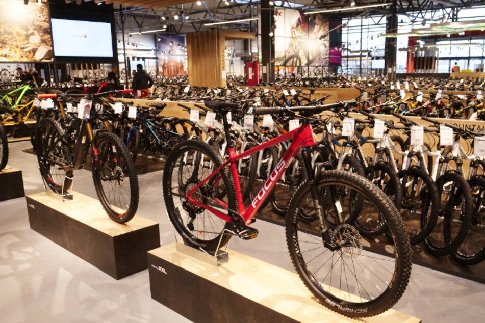 Großer Fahrrad-Verkauf in Halle trotz Lockdown gestartet!