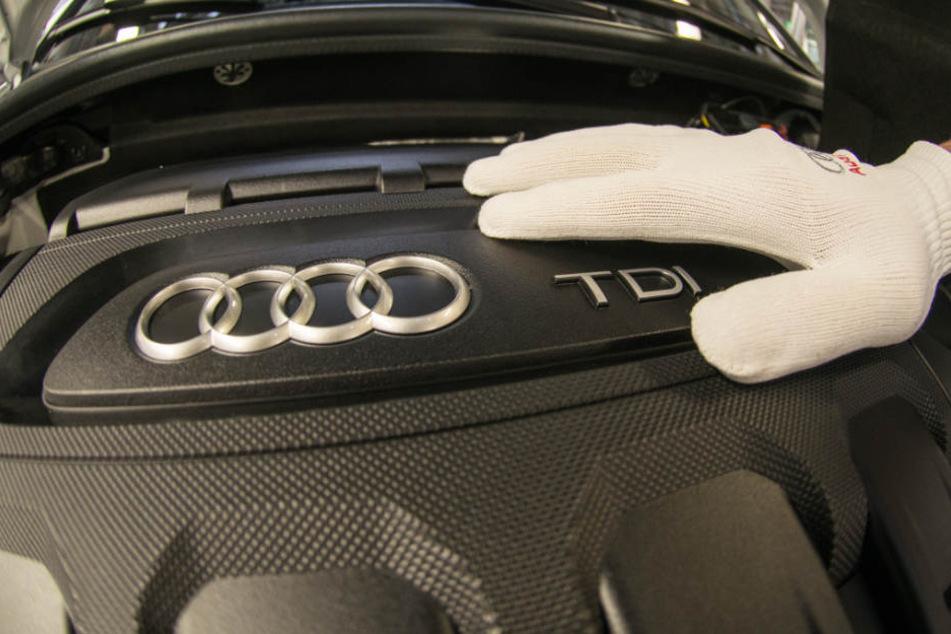 VW-Tochter Audi will in den kommenden Jahren wichtige Schritte machen. (Archivbild)