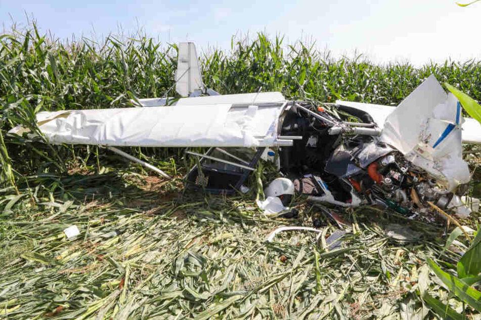 59-Jährige stirbt bei Flugzeug-Absturz: Jetzt gibt es neue Erkenntnisse