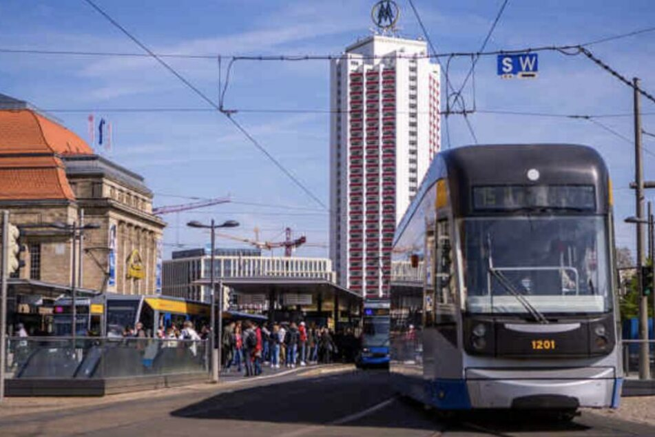 An der Haltestelle Hauptbahnhof kommt es zurzeit zu massiven Einschränkungen.