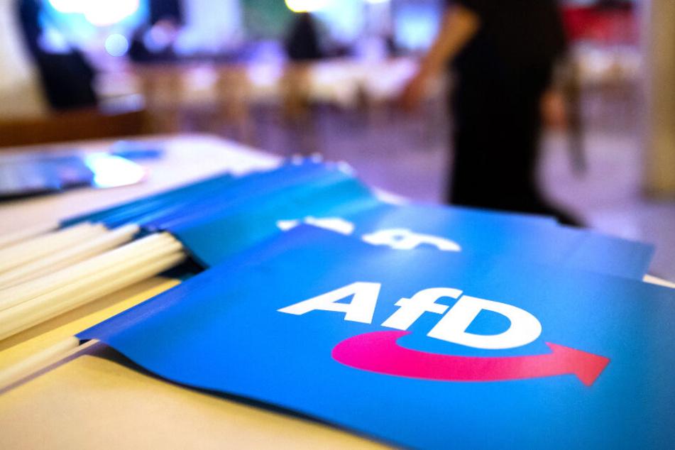 Mehrere Abgeordnete der AfD wurden vom Verfassungsschutz beobachtet. (Symbolbild)