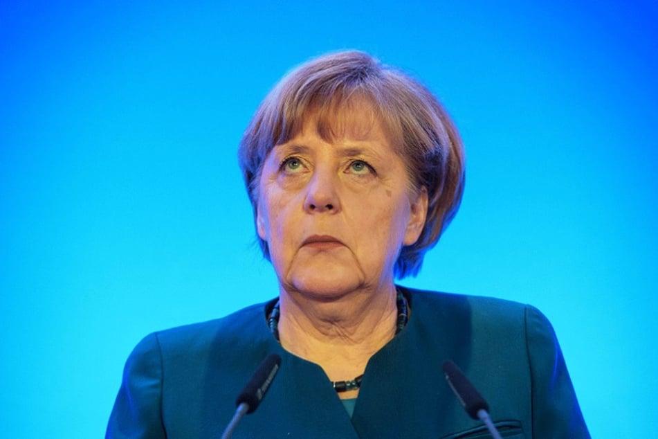 Bundeskanzlerin Angela Merkel kassierte von Trumo heftige Kritik für ihre Flüchtlingspolitik.