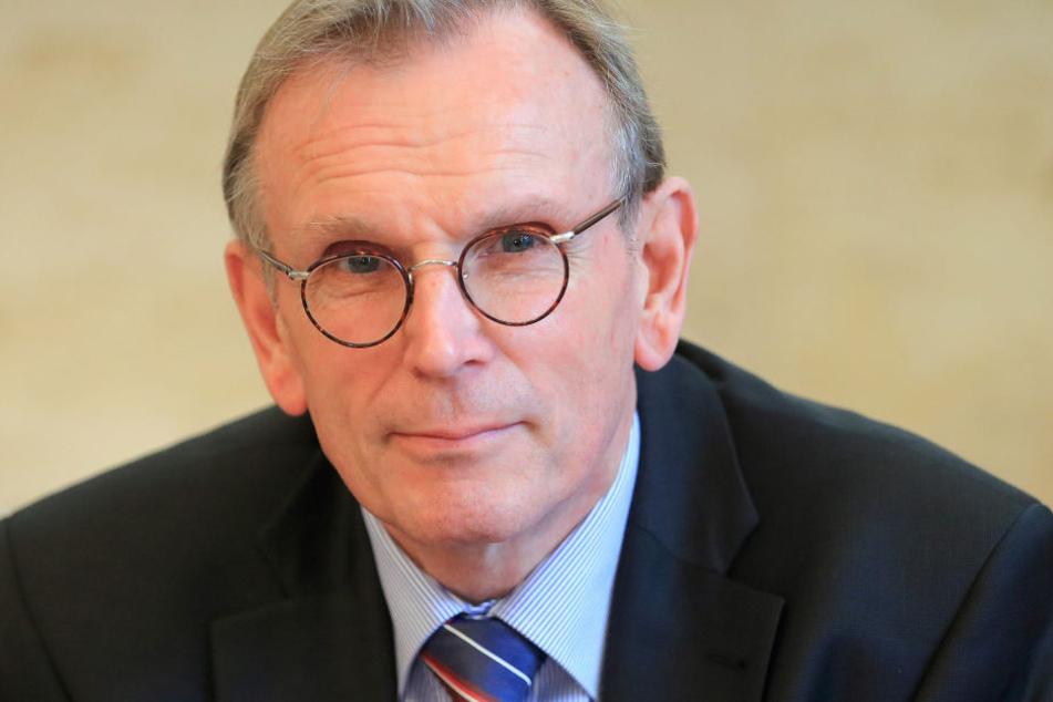 Kay Senius, Chef der Landesarbeitsagentur