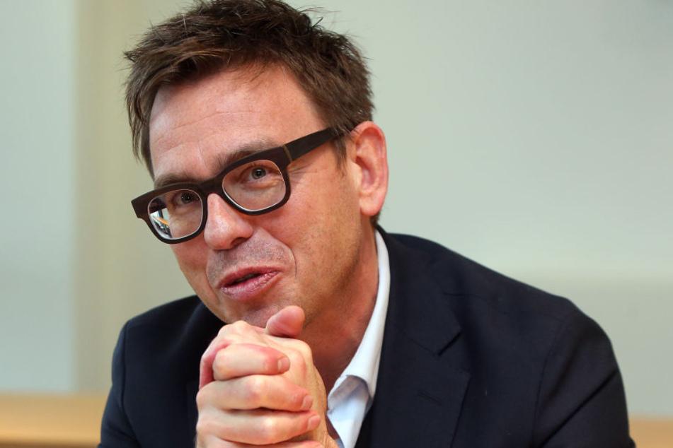 Finanzgeschäftsführer Markus Rejek will abgesichert sein.