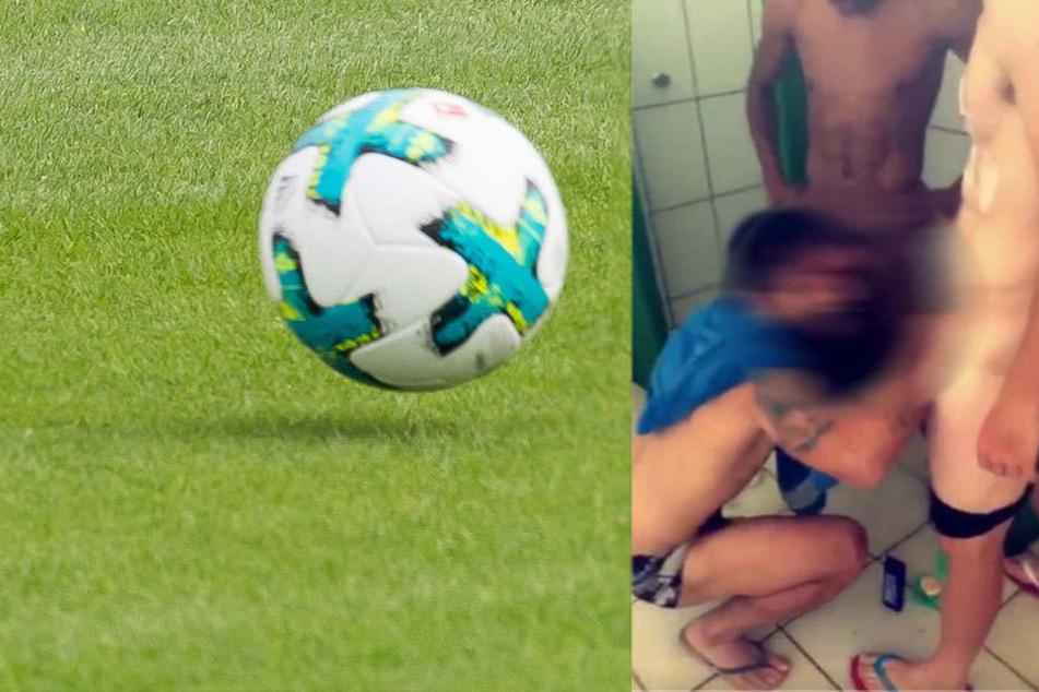 Handjob mit Folgen: Profi-Fußballer wegen Sex-Videos gefeuert