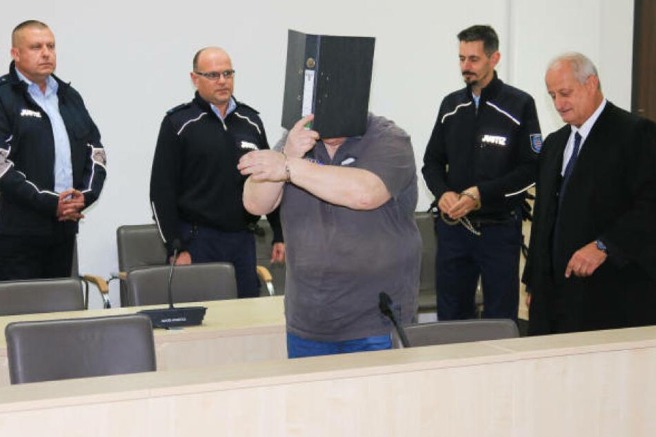 Der Mann war im März 2018 in Berlin festgenommen worden.