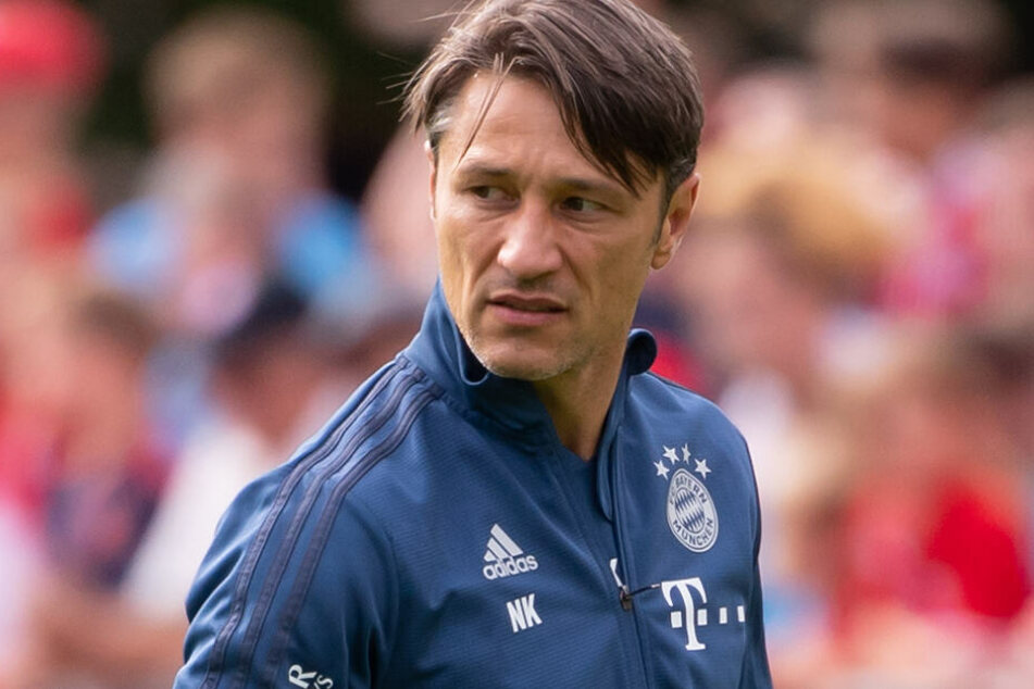 Immer wieder stand Niko Kovac beim FC Bayern in der Diskussion.