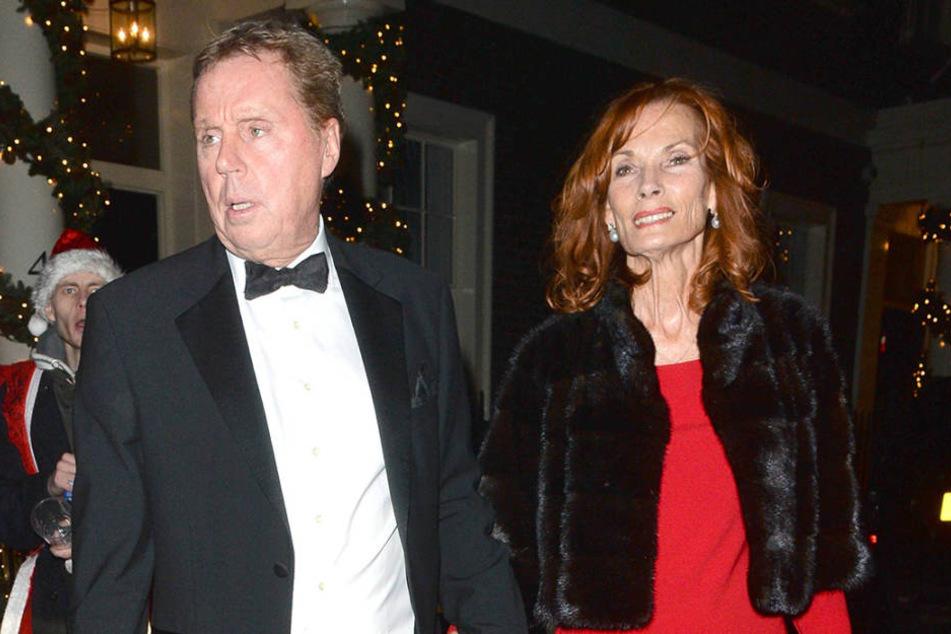 Der englische Trainer Harry Redknapp (69) hat seine Frau Sarah (69) überfahren.