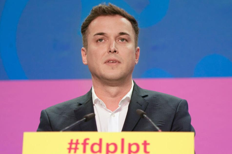 Sachsens FDP-Generalsekretär Robert Malorny (40) ist von seinem Posten zurückgetreten.