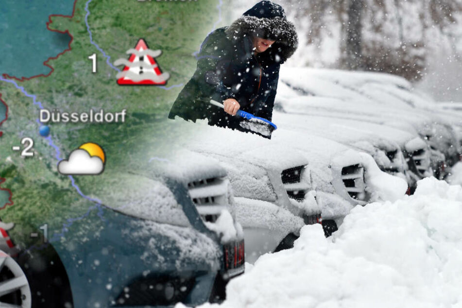 Wetter in NRW: Kommt jetzt die Kältepeitsche?