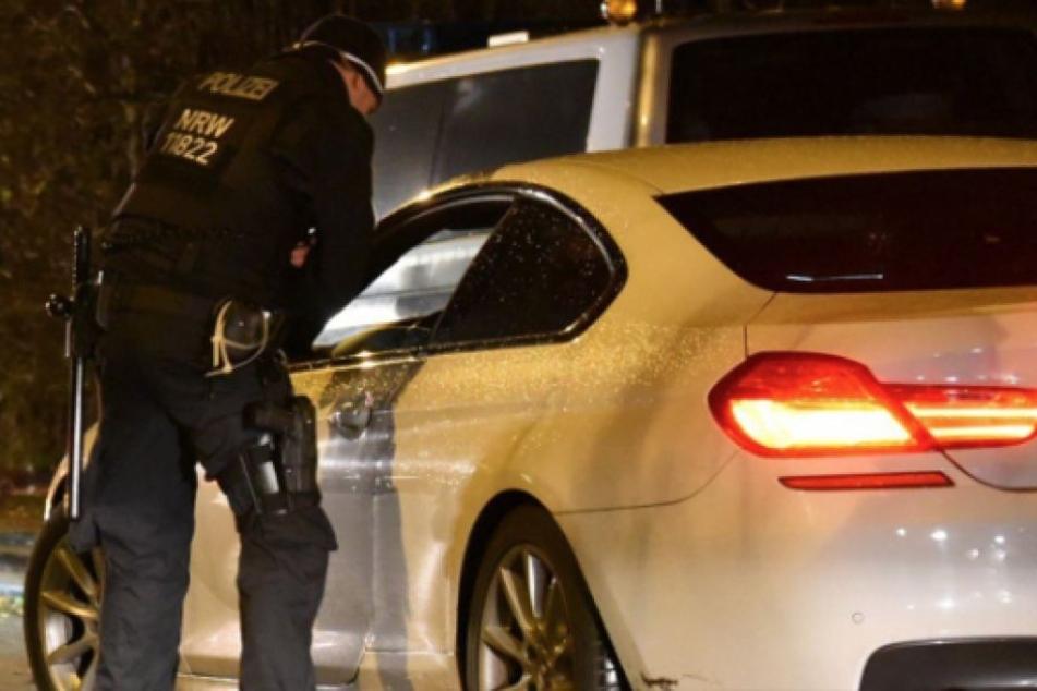 Polizei mit Großaufgebot bei Clan-Hochzeit in Mülheim!