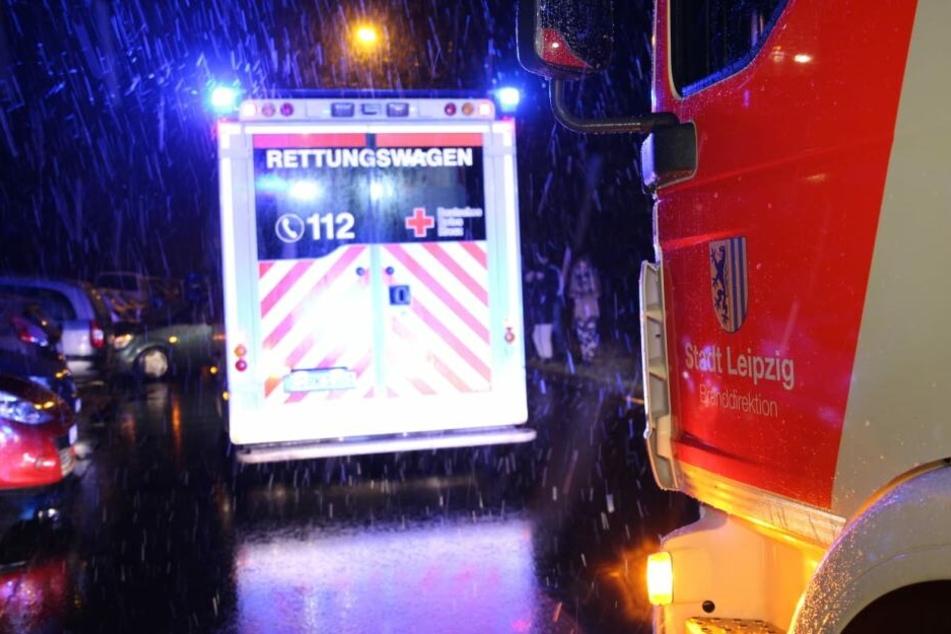 Feuerwehr und Rettungskräfte waren im Einsatz.