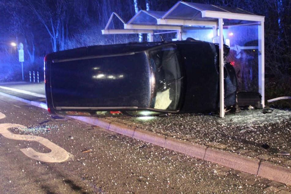 Der Volvo-Fahrer stand während des Unfalls unter Drogen- und Alkoholeinfluss.