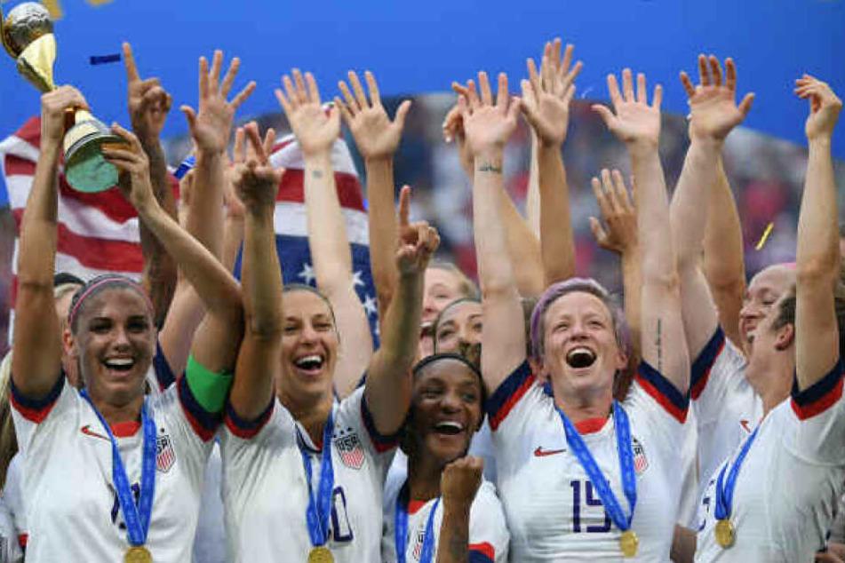 Nächste Runde im Streit: US-Stars verklagen Verband