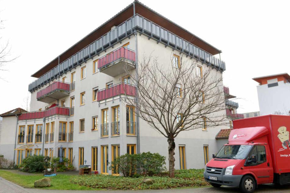 Wie in vielen anderen sächsischen Heimen stiegen im Januar auch in der DRK-Seniorenwohnanlage an der Yenidze in Dresden die Kosten.