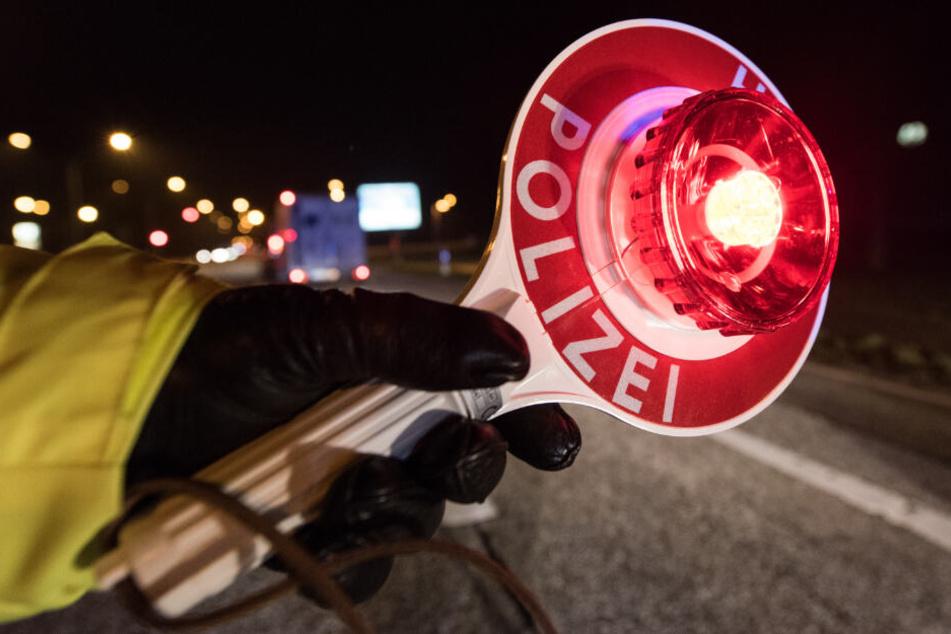 Der Lieferwagen ging den Beamten bei einer Verkehrskontrolle in der Oberpfalz ins Netz. (Symbolbild)
