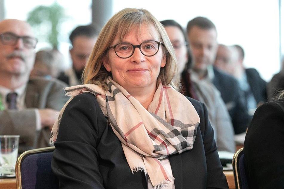 Cornelia Blattner (54, CDU) nahm eine bittere Niederlage hin.