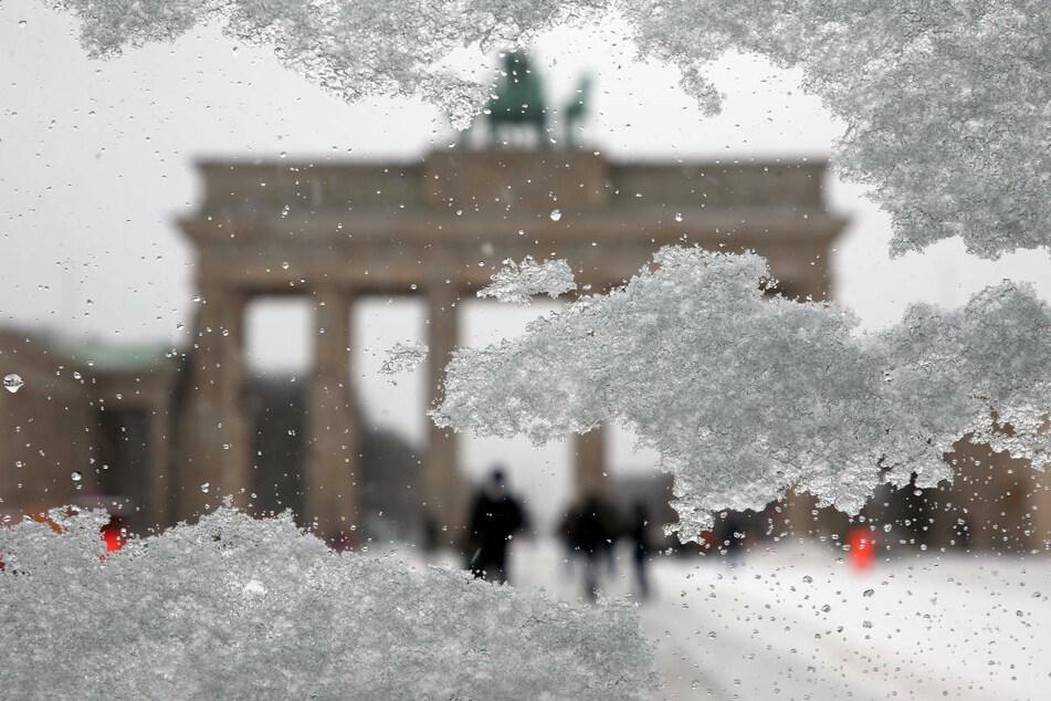 Eiseskälte und starker Nachtfrost in Berlin und Brandenburg