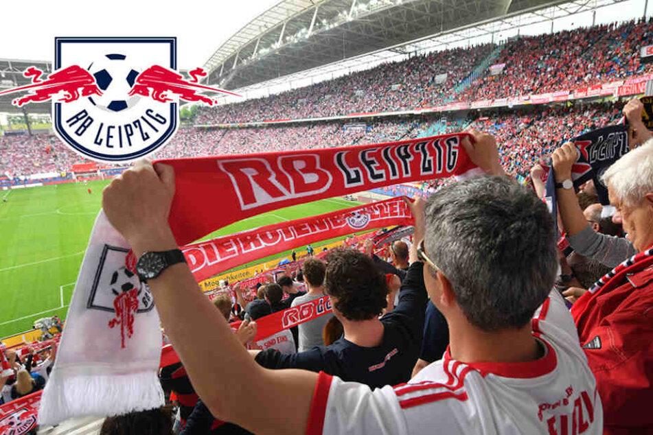 RB Leipzig stand kurz vorm Champions League-Aus