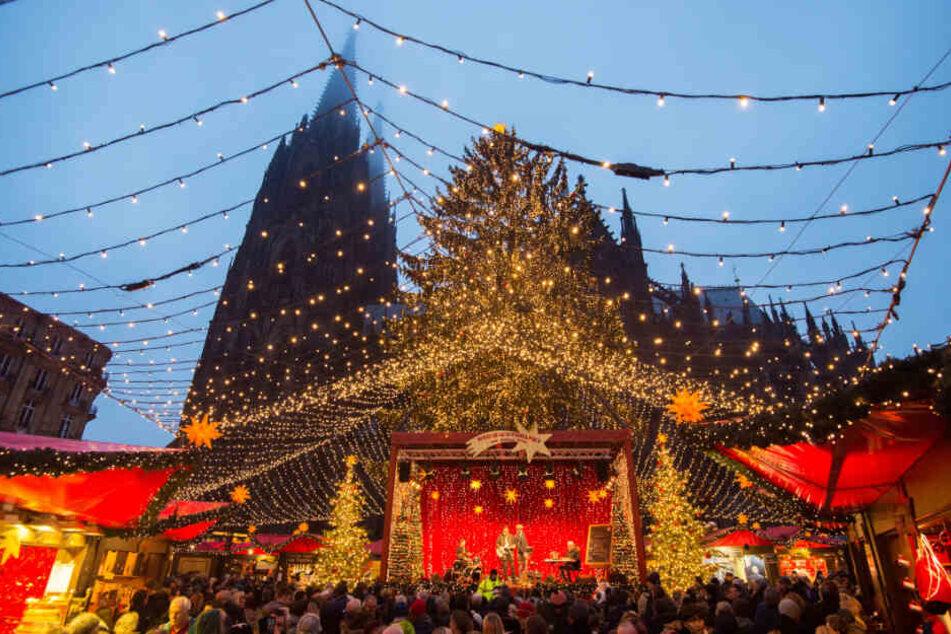 Weihnachtsmärkte Köln 2019: Der Winterzauber kehrt zurück