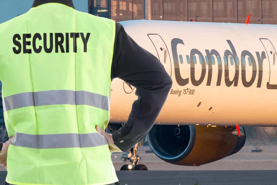 Das Condor-Flugzeug musste einen unvorhergesehenen Stopp einlegen (Symbolbild).