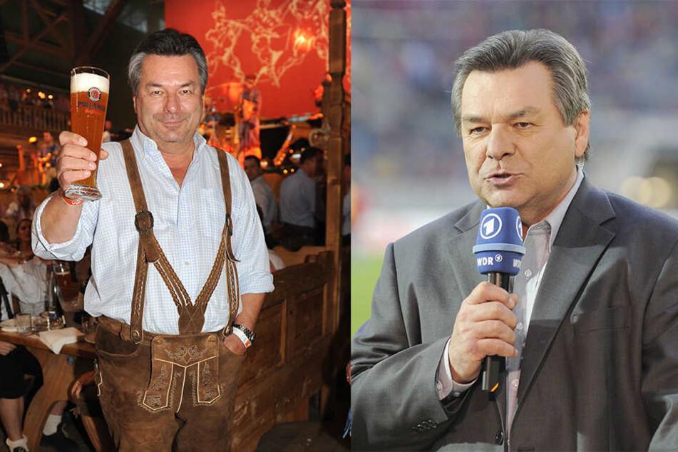 """ARD-Sportmoderator Waldemar """"Waldi"""" Hartmann (70)"""