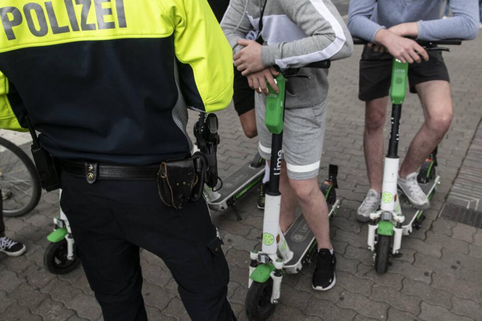 Anzeigen, Suff und Verletzte: Die Kölner E-Scooter-Unfallstatistik