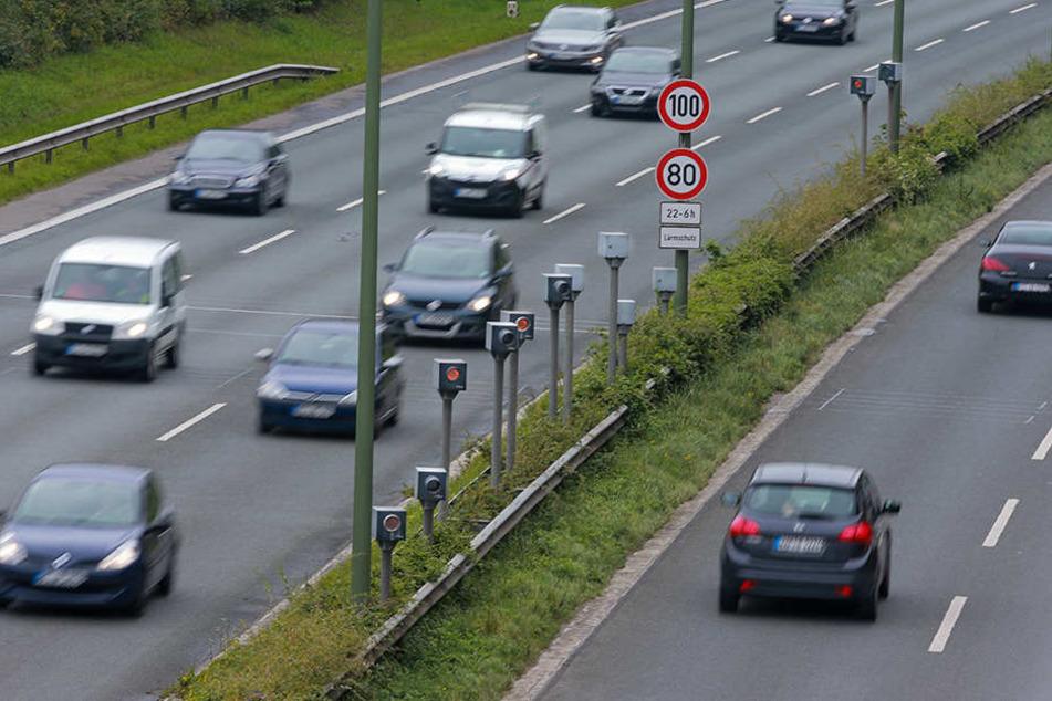 Interessante Daten lieferte die Verkehrszählerstelle auf dem OWD. (Symbolbild)