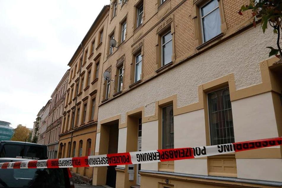 Der ungeklärte Prostituiertenmord von Chemnitz: Wer tötete in diesem Haus die Ungarin (25)?
