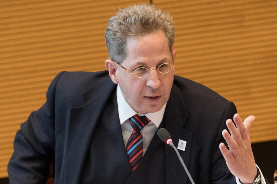 Ex-Verfassungsschutz-Chef Maaßen (56) kommt Anfang August nach Sachsen.