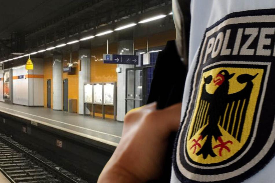 Nach rassistischer Beleidigung: Mann stößt 65-Jährigen ins Gleisbett