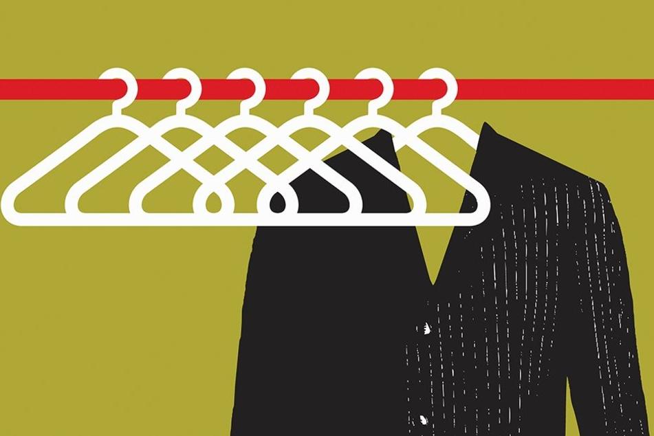 Wer sowieso immer die gleiche Jacke trägt, muss nicht fünf alte Sakkos horten.