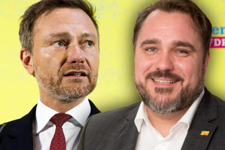 Thüringen-Eklat: Christian Lindner unter Beschuss, Rückendeckung gibt es aus Bayern