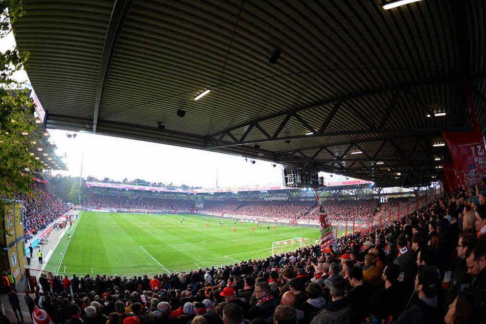Das Stadion An der Alten Försterei wird einmal mehr in dieser Saison zum Tollhaus.