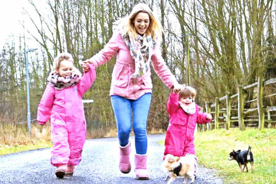Anne Wünsche (26) hat schon zwei eigene Töchter, ist nun Baby Nummer drei in Planung?