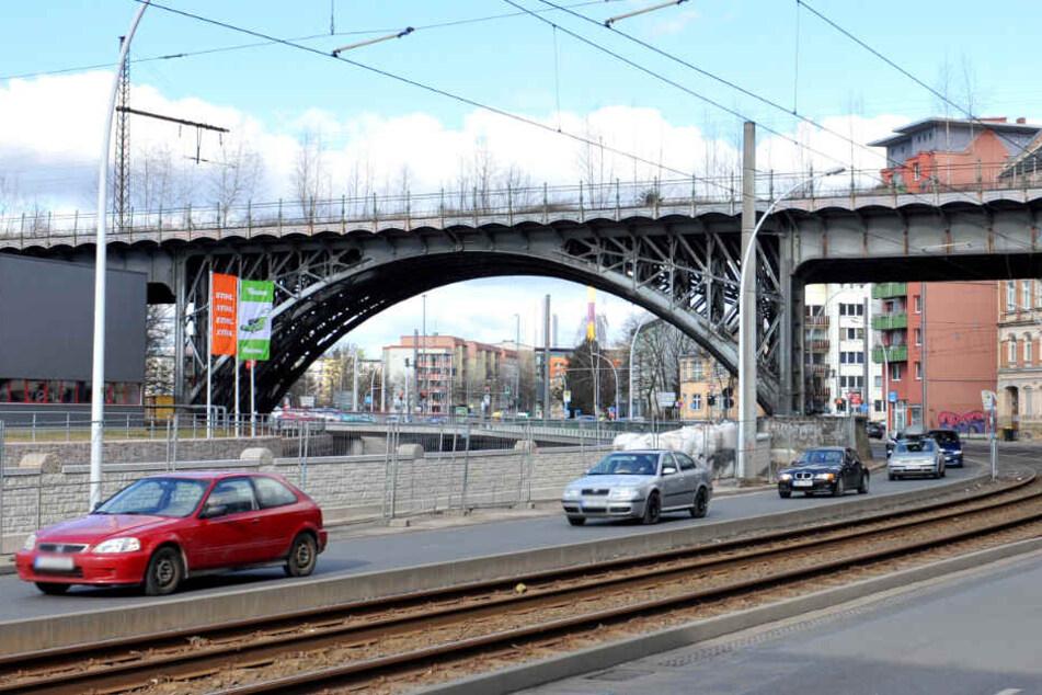 Chemnitz: Wochenlange Sperrung: B95 in Chemnitz wird zur Langzeit-Baustelle
